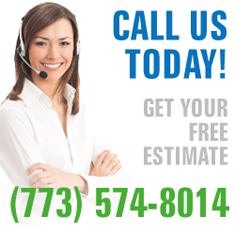 Call us for free quote (773) 574-8014